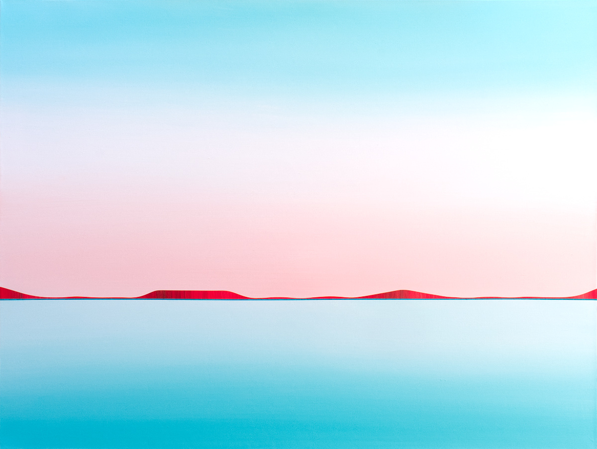 Karen Cole's Desert by the Sea IV