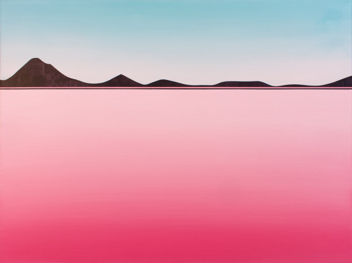 Karen Cole's Red Sands VII