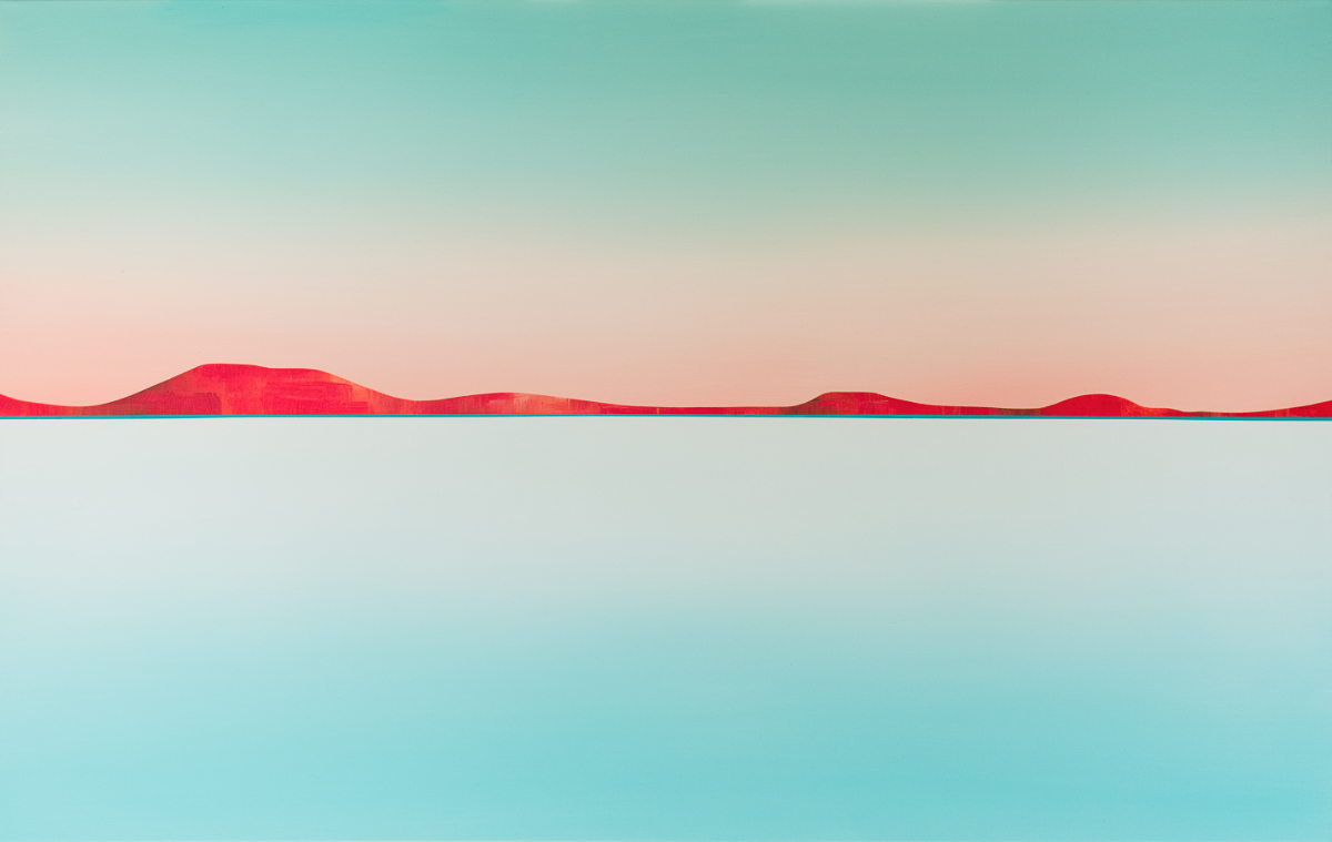 Karen Cole's Sea by Desert